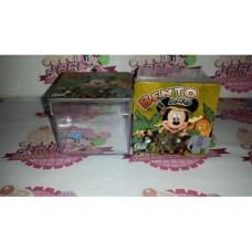Caixa Acrílica - Mickey Safari