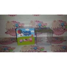 Caixa Acrílica - Peppa Pig