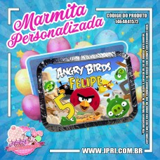 Marmita - Angry Birds