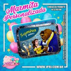 Marmita - A Bela e a Fera