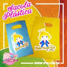Sacola Plástica - Pequeno Príncipe