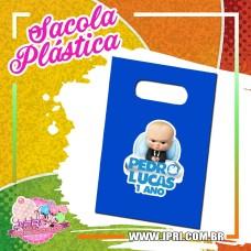 Sacola Plástica - O Poderoso Chefinho